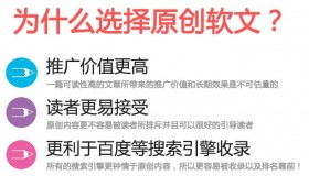 网络seo需要写软文吗?